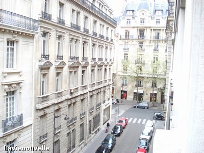 Avenue Victor Hugo -