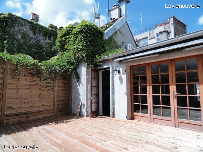 Sacré Coeur - Rue Norvins  -