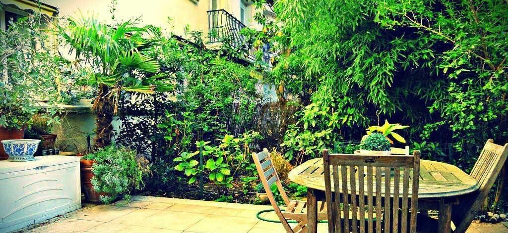 Bambouseraie de Neuilly - Boulevard d'Inkermann