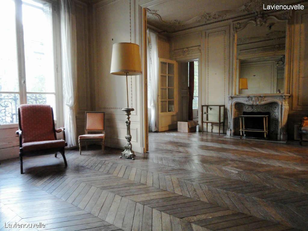 Classique à l'étage noble - Victor Hugo-Flandrin