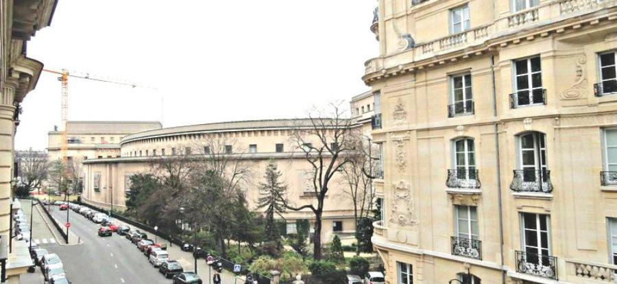 - Trocadéro-Passy