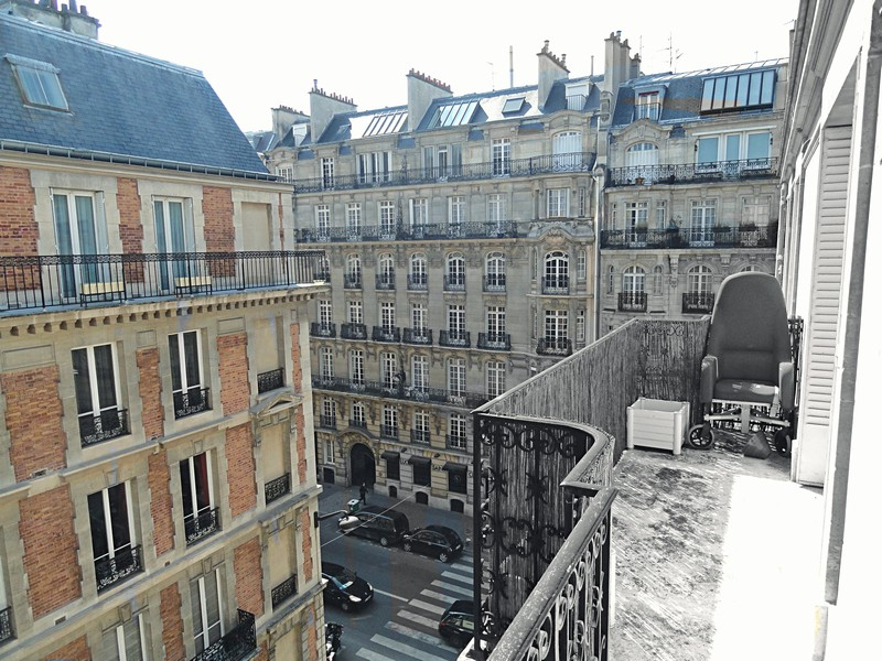 5<sup>ème</sup> étage balcon/terrasse plein sud - Pierre Demours