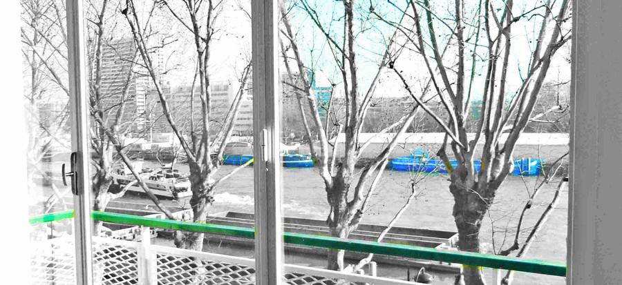 3 pièces sur la Seine - Auteuil en Seine