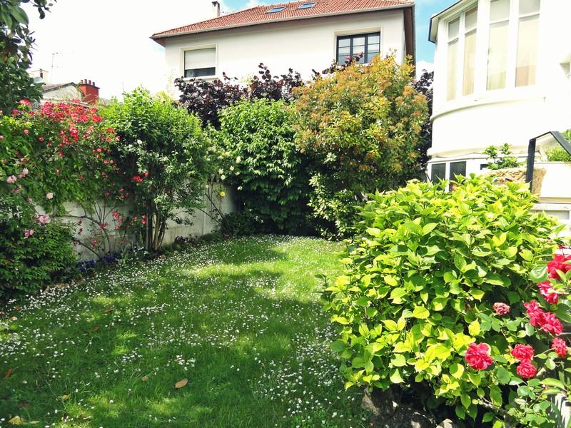Maison Art Déco avec jardin - Rue des Abondances