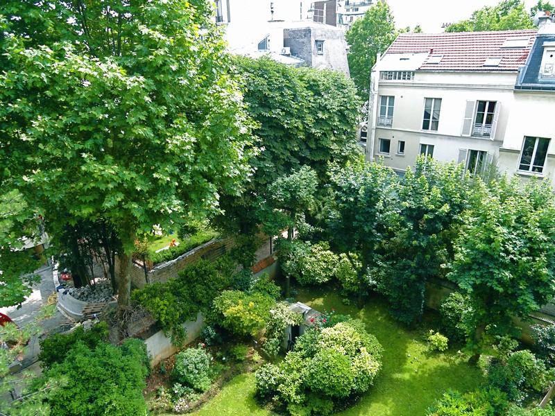Soleil et végétation - Perronet-Inkermann