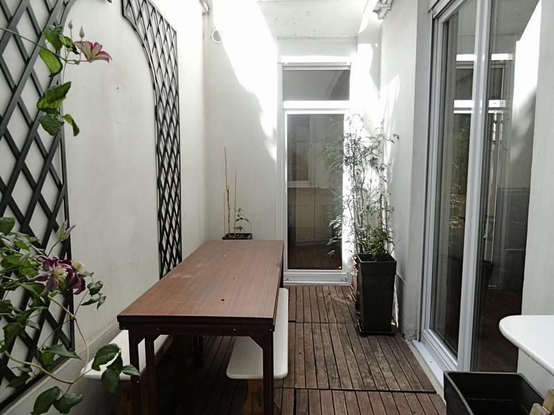 Voie privée avec terrasse - Muette-Beauséjour