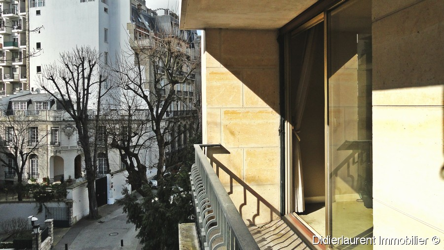 Avenue de Montespan - Victor Hugo - Lamartine