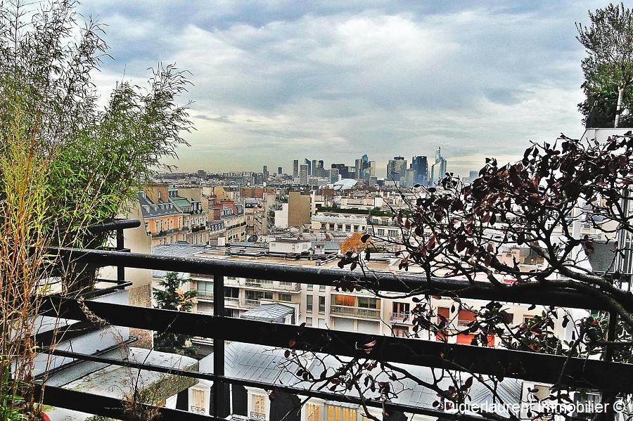 Terrasses - Vue très dégagée - Victor Hugo - Jean Monnet