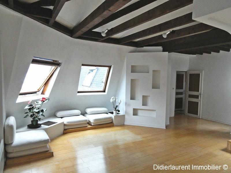 Vente appartement 4 pièces PARIS 17 Métro Courcelles